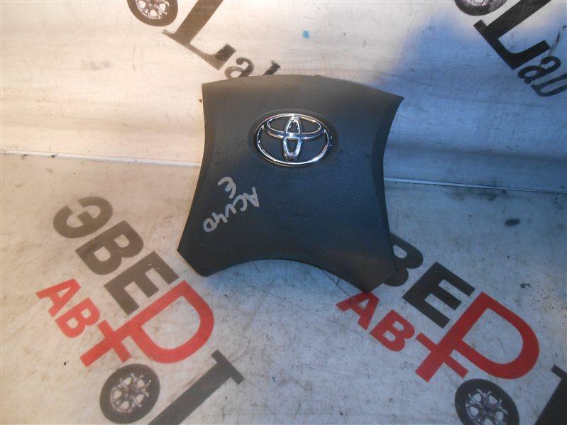Подушка безопасности Toyota Camry ACV40 2AZ-FE 2008