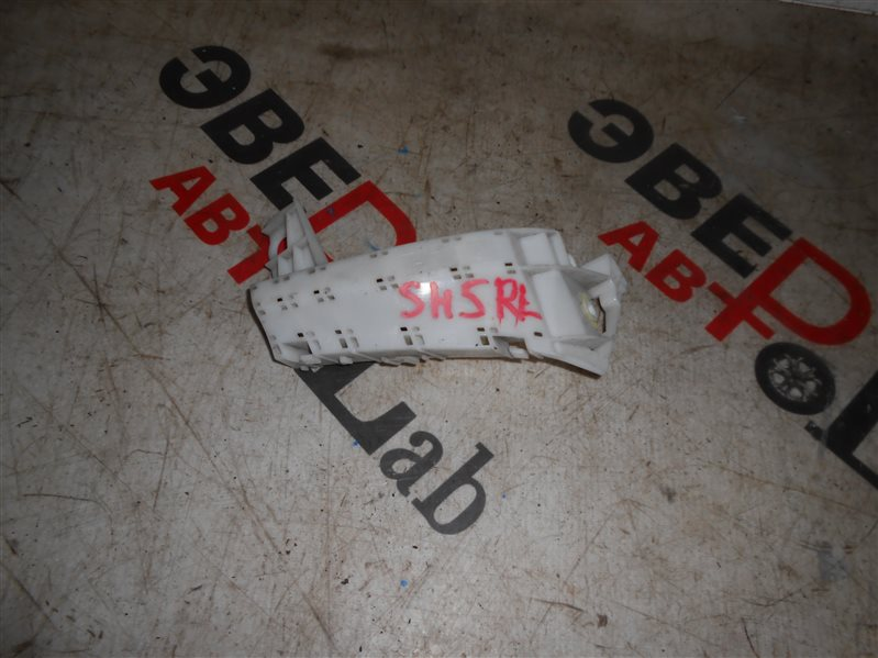 Крепление бампера Subaru Forester SH5 EJ205 2008 заднее левое