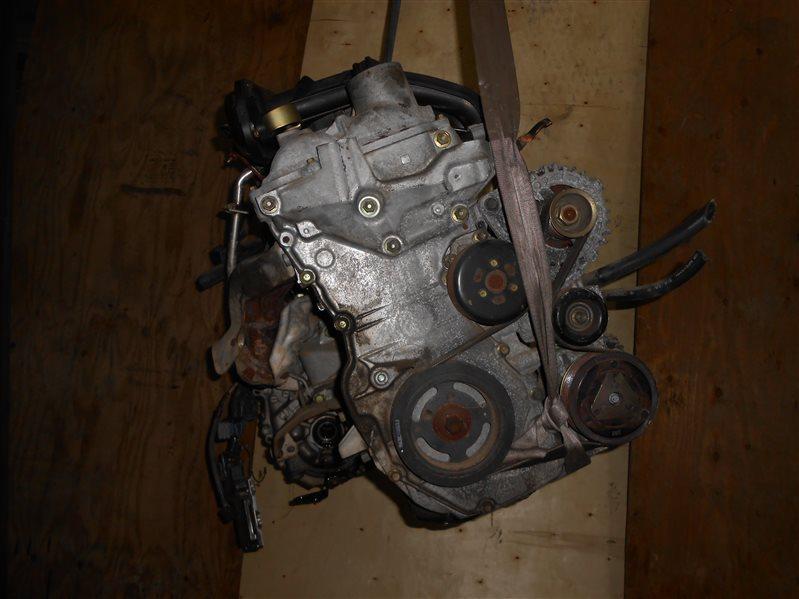 Двигатель Nissan Tiida C11 HR15 2006