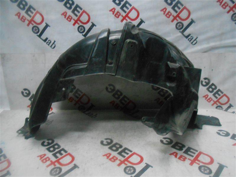 Подкрылок Subaru Forester SH5 EJ205 2008 задний правый