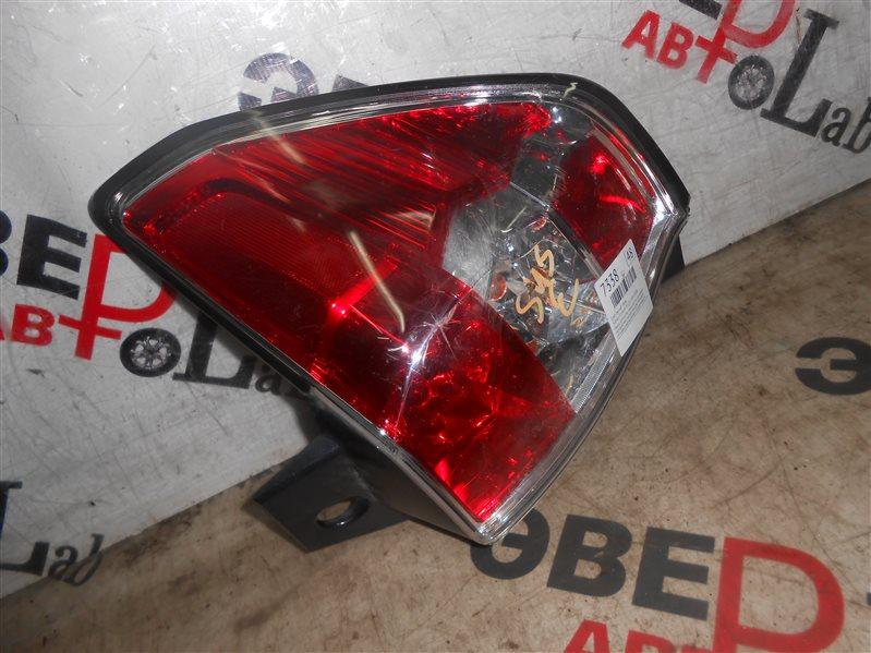 Стоп-сигнал Subaru Forester SH5 EJ205 2008 правый