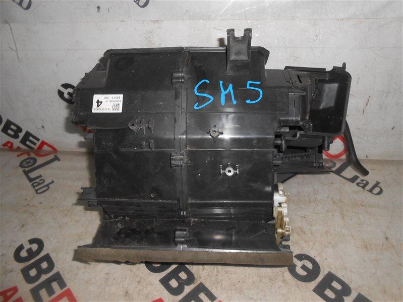 Корпус испарителя кондиционера Subaru Forester SH5 EJ205 2008