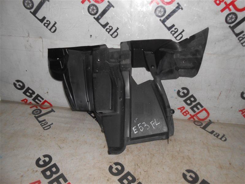 Защита двигателя Bmw X5 E53 M54B30 2004 левая