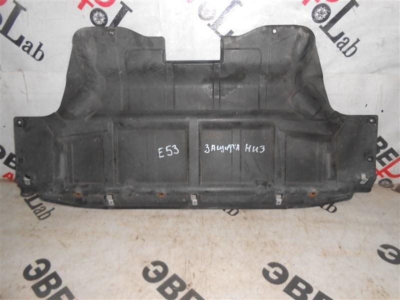 Защита под бампер Bmw X5 E53 M54B30 2004