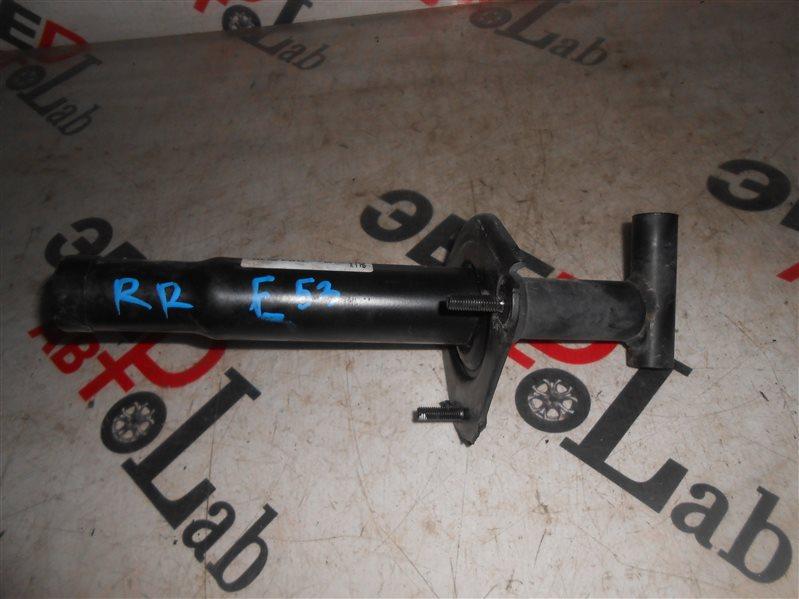 Крепеж бампера Bmw X5 E53 M54B30 2004 задний правый