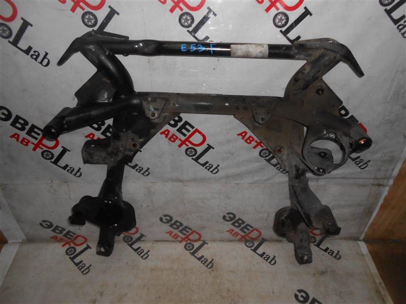 Балка подвески Bmw X5 E53 M54B30 2004 передняя