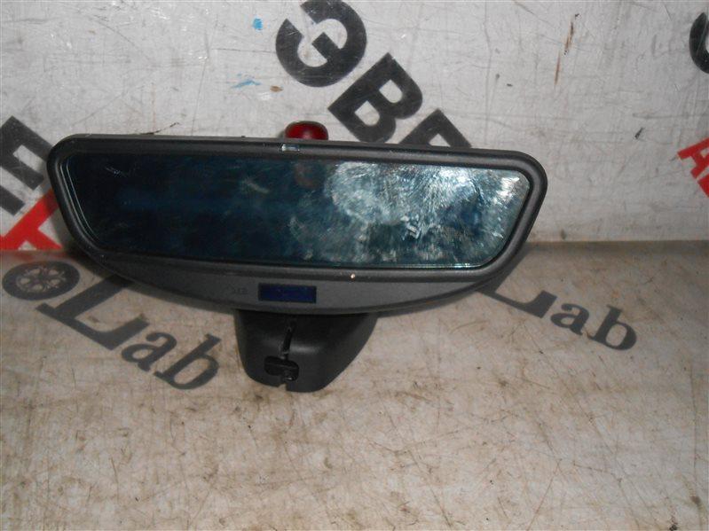 Зеркало салона Bmw X5 E53 M54B30 2004
