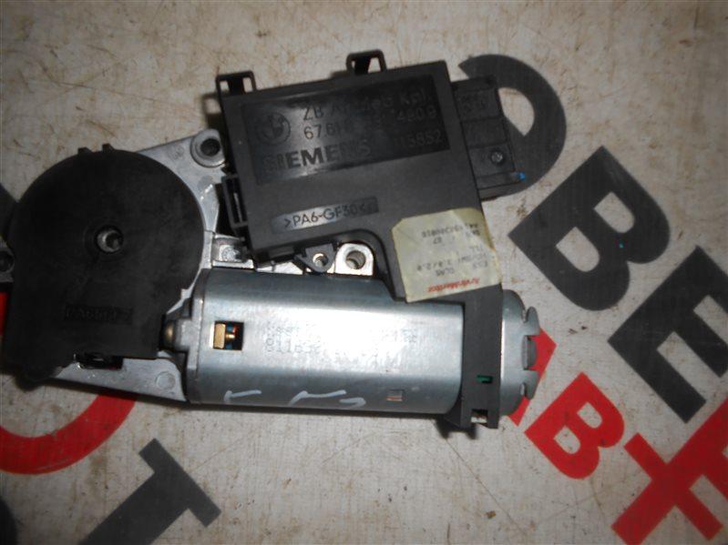 Мотор люка Bmw X5 E53 M54B30 2004
