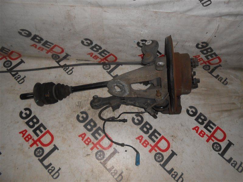 Привод Bmw X5 E53 M54B30 2004 задний правый