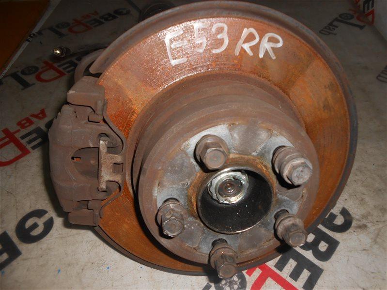 Суппорт Bmw X5 E53 M54B30 2004 задний правый