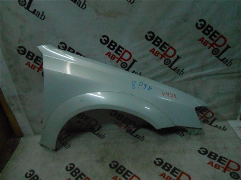 Крыло Subaru Outback BP9 EJ253 2005 переднее правое