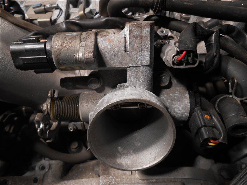 Дроссельная заслонка Subaru Impreza GG2 EJ152 2006
