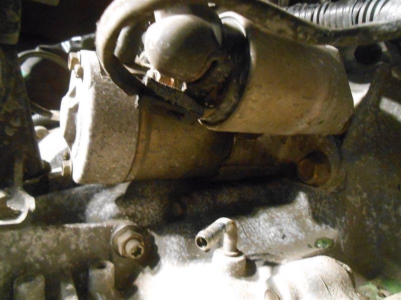 Стартер Nissan Primera TP12 QR20(DE) 2002