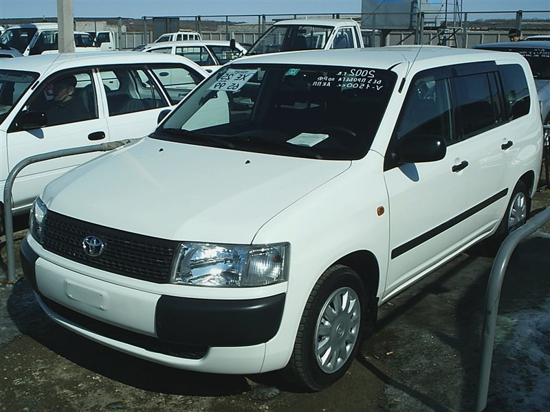 Пружина Toyota Probox NCP50 2NZ-FE 2006 задняя
