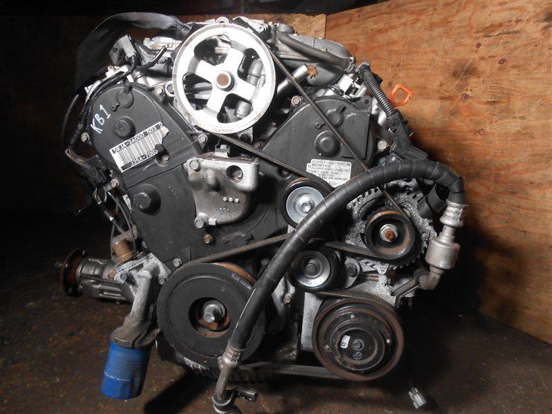 Двигатель Honda Legend 2005 KB1 J35A 2005