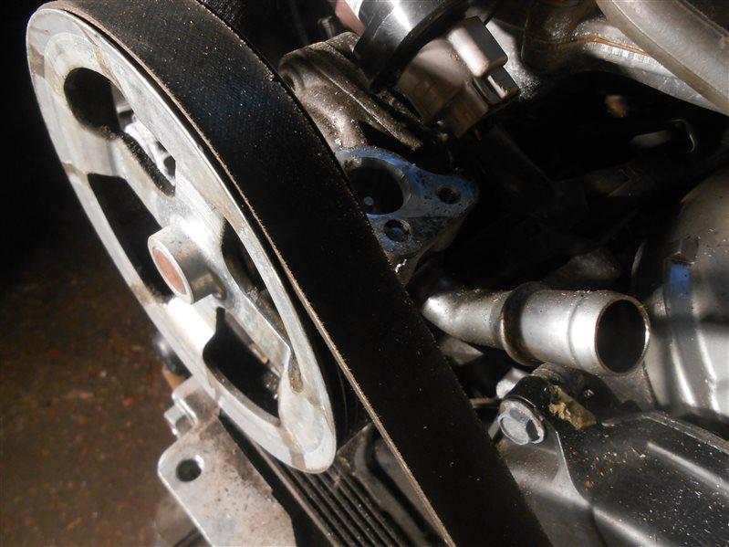 Гидроусилитель Honda Legend 2005 KB1 J35A 2005