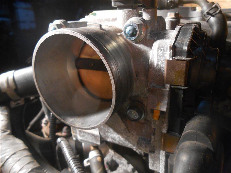 Дроссельная заслонка Honda Legend 2005 KB1 J35A 2005