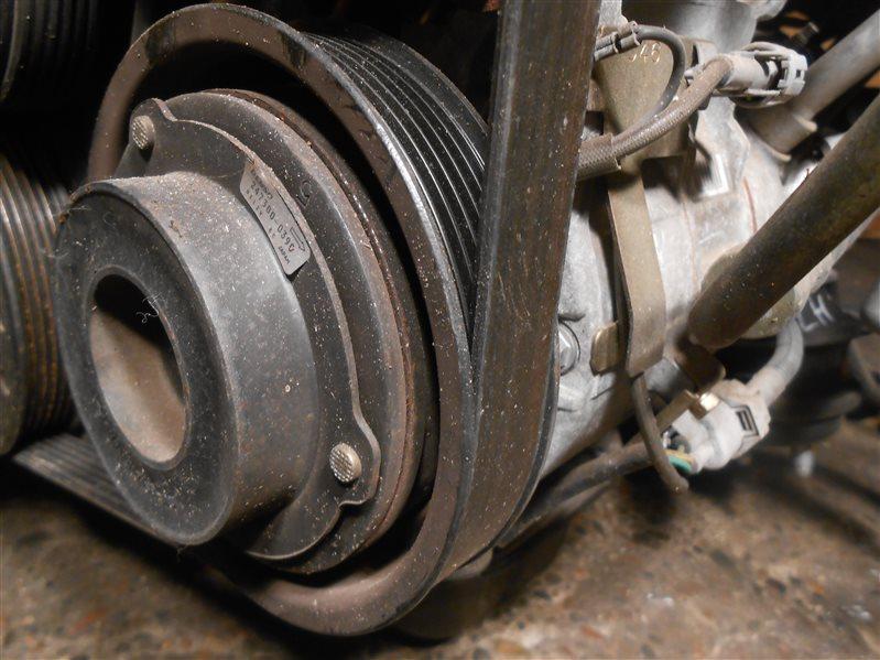 Компрессор кондиционера Toyota Verossa JZX110 1JZ-FSE-D4 2001