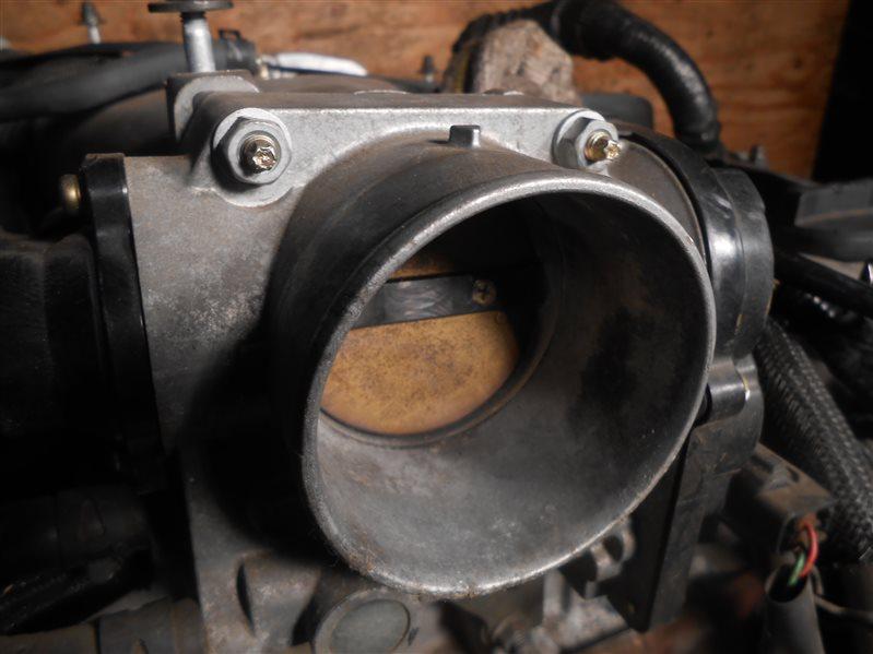 Дроссельная заслонка Toyota Verossa JZX110 1JZ-FSE-D4 2001