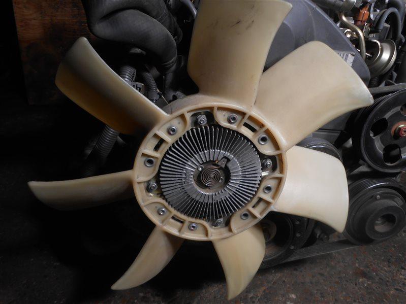 Термомуфта Toyota Verossa JZX110 1JZ-FSE-D4 2001