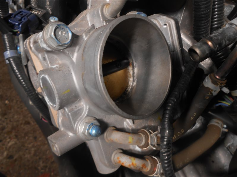 Дроссельная заслонка Honda Civic FD1 K20A 2008