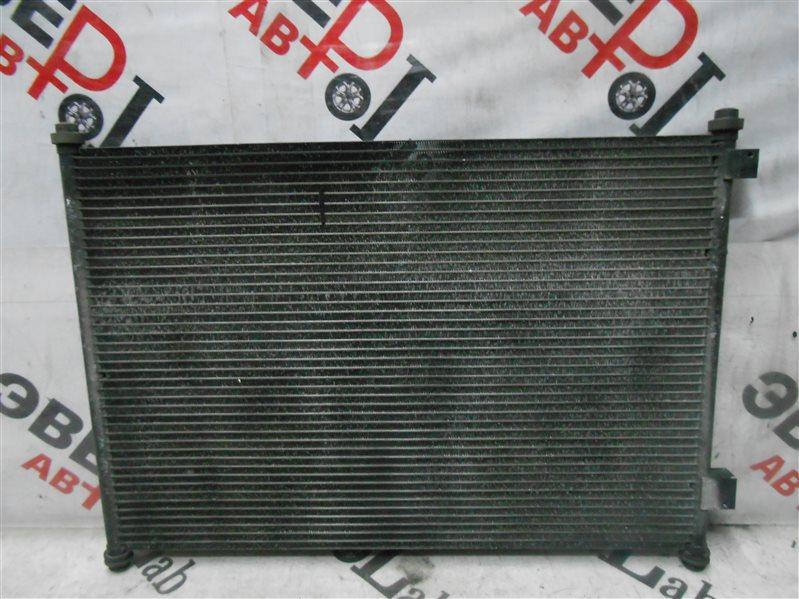 Радиатор кондиционера Honda Odissey RA6 F23A 2002