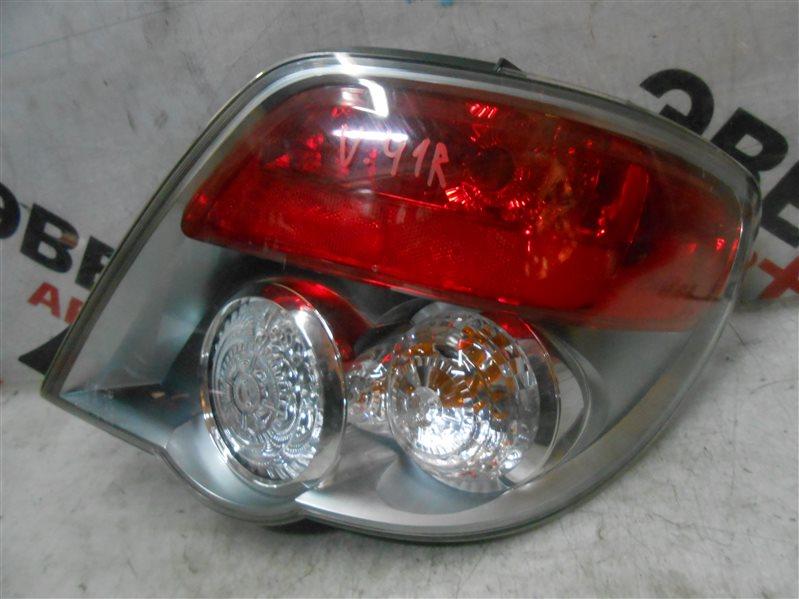Стоп-сигнал Subaru Impreza GG2 EJ152 2006 правый