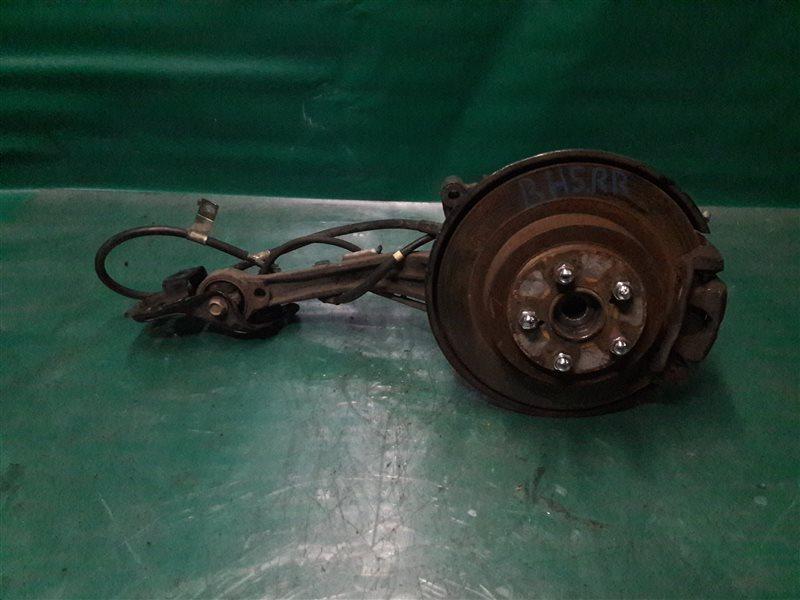 Тормозной диск Subaru Legasy BH5 EJ206 2002 задний