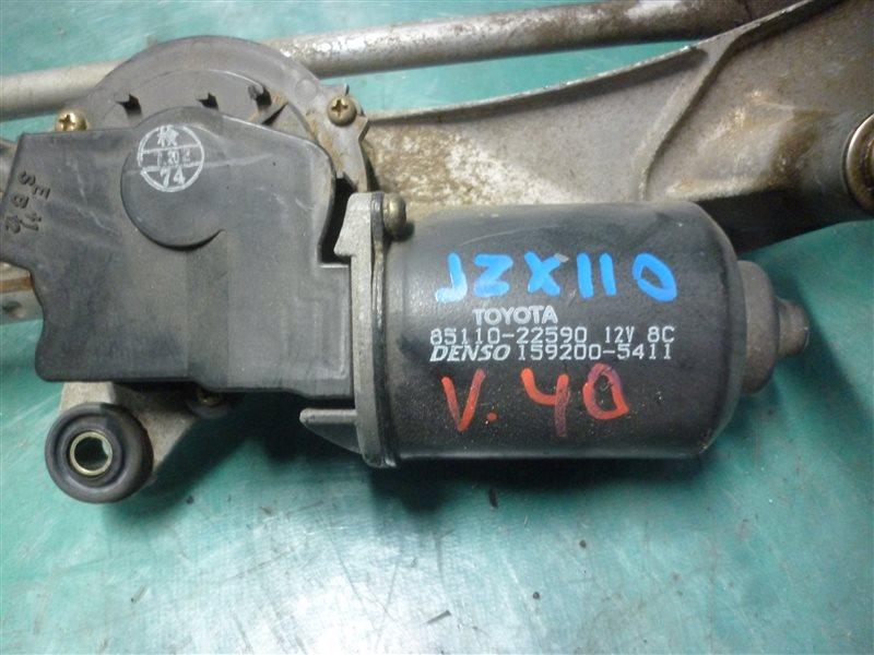 Мотор дворников Toyota Verossa JZX110 1JZ-FSE-D4 2001