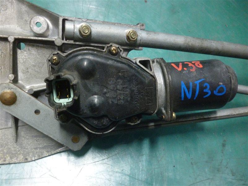 Мотор дворников Nissan X-Trail NT30 QR20(DE) 2002