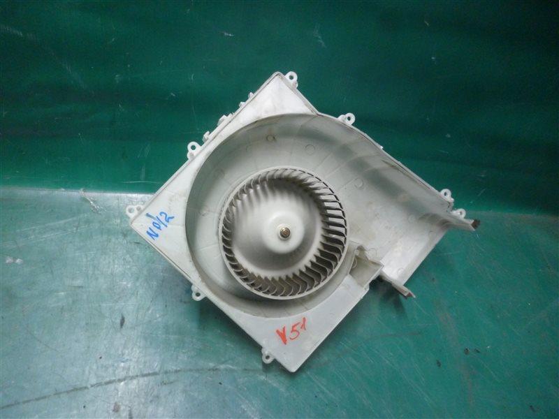 Мотор печки Nissan Primera TP12 QR20(DE) 2002