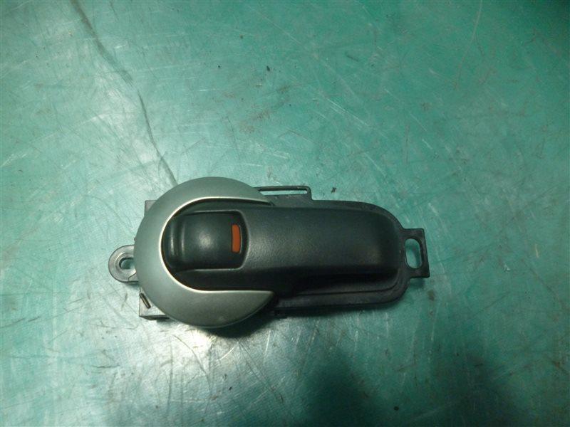 Ручка двери внутренняя Nissan Tiida C11 HR15 2006 передняя правая