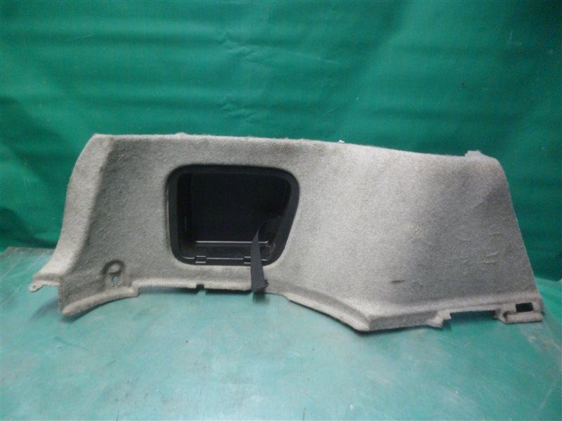Обшивка багажника Toyota Camry Gracia SXV20 5S-FE 2000 левая нижняя