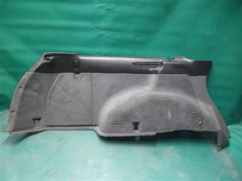 Обшивка багажника Subaru Legasy BH5 EJ206 2002 левая нижняя