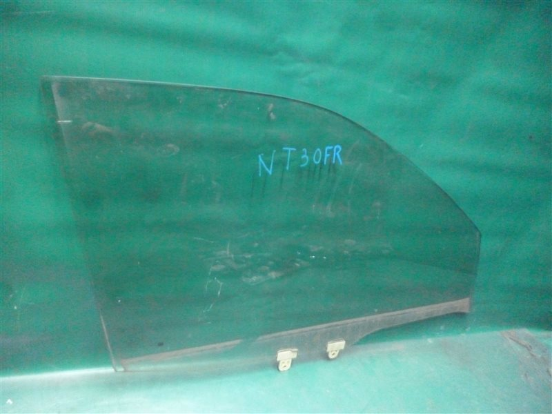 Стекло двери Nissan X-Trail NT30 QR20(DE) 2002 переднее правое
