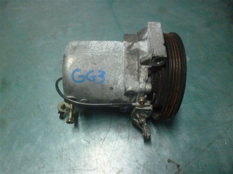 Компрессор кондиционера Subaru Impreza GG2 EJ152 2006