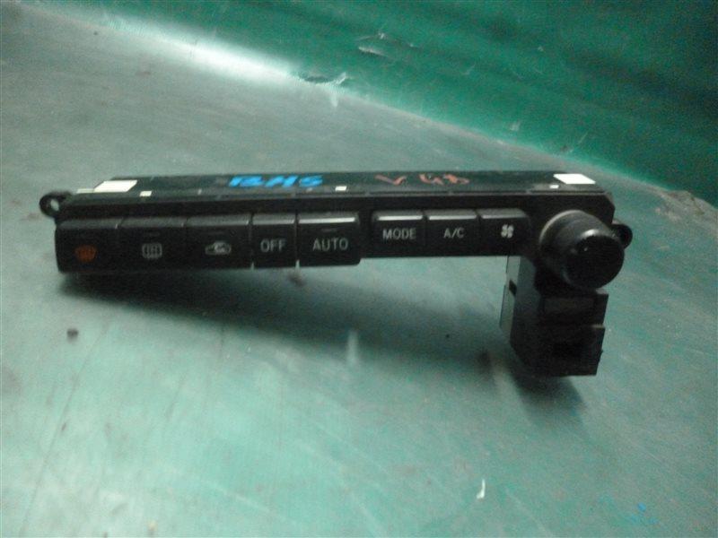 Блок управления климат-контролем Subaru Legasy BH5 EJ206 2002