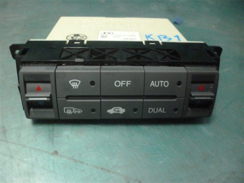 Блок управления климат-контролем Honda Legend 2005 KB1 J35A 2005