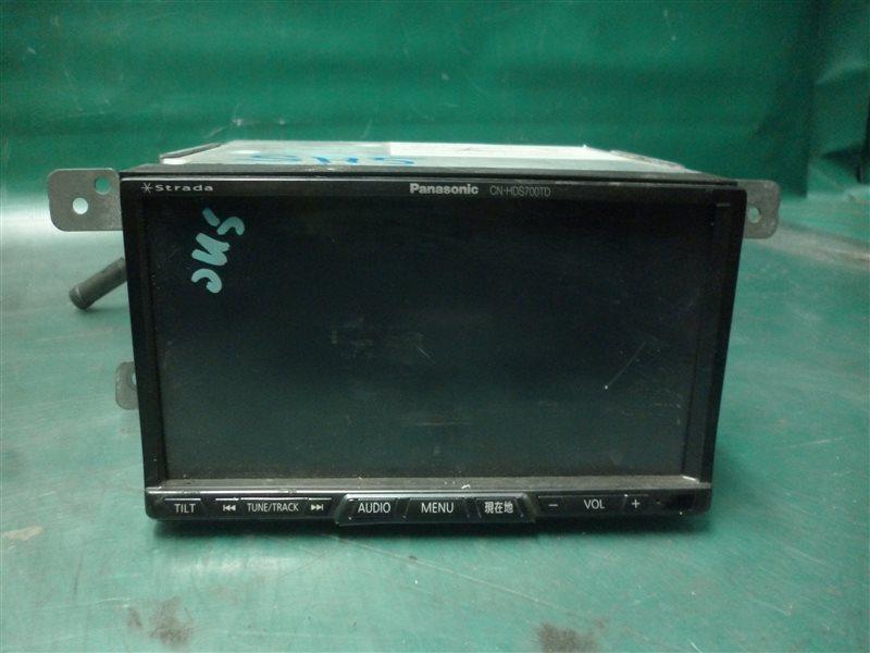 Монитор Subaru Forester SH5 EJ205 2008