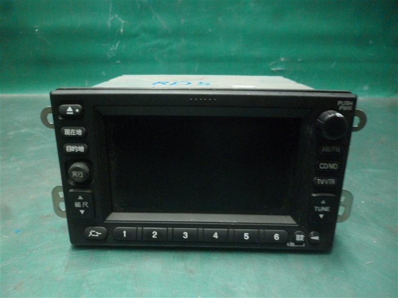 Монитор Honda Cr-V RD5 K20A 2002