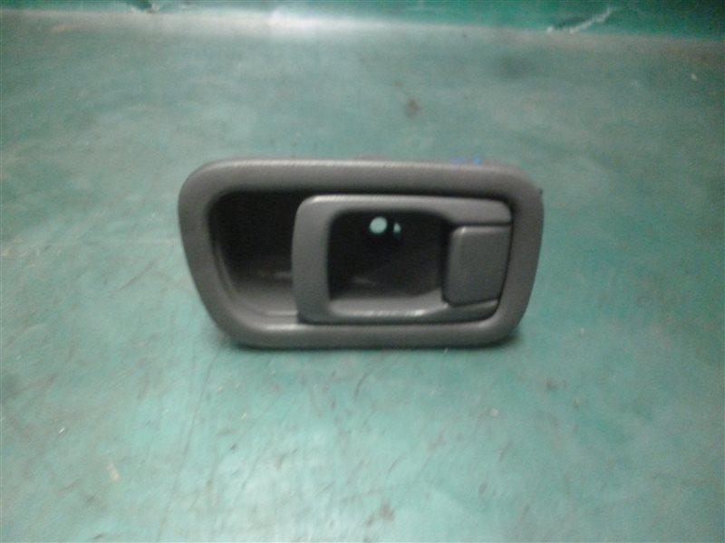 Ручка двери внутренняя Nissan Avenir W11 QG18(DE) 1999 передняя левая