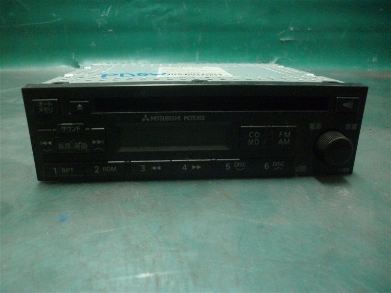 Магнитофон Mitsubishi Delika PD6W 6G72 2005