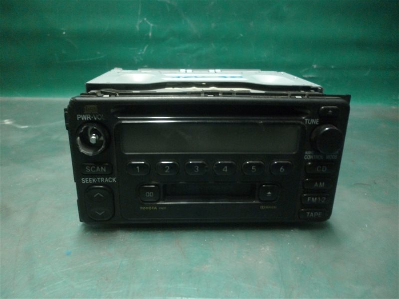 Магнитофон Toyota Camry ACV30 2AZ-FE 2002