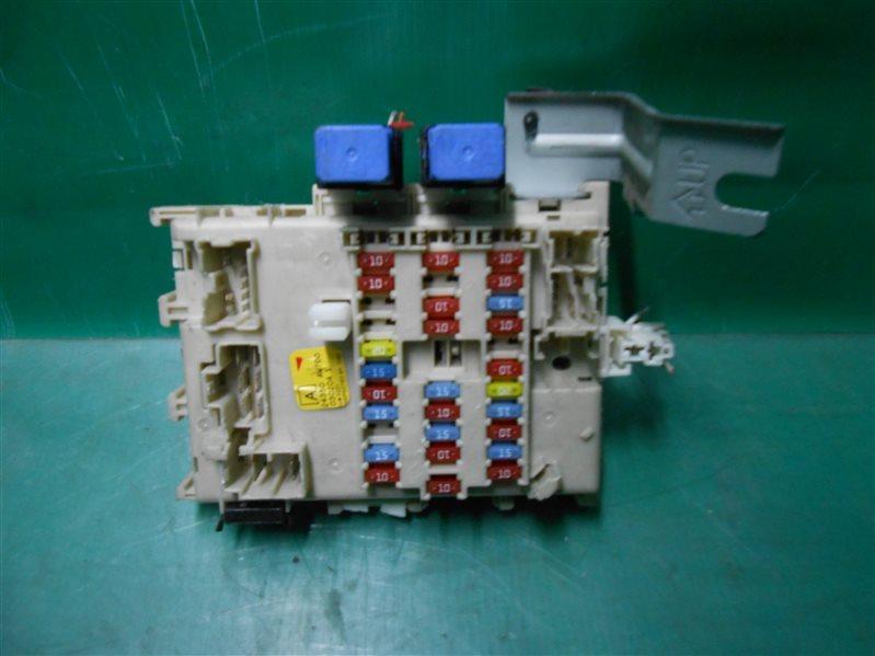 Блок предохранителей салона Nissan Primera TP12 QR20(DE) 2002