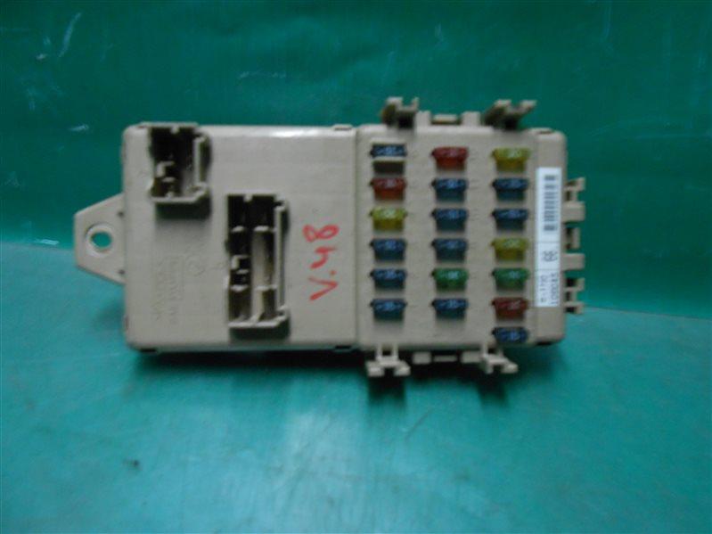 Блок предохранителей салона Subaru Legasy BH5 EJ206 2002