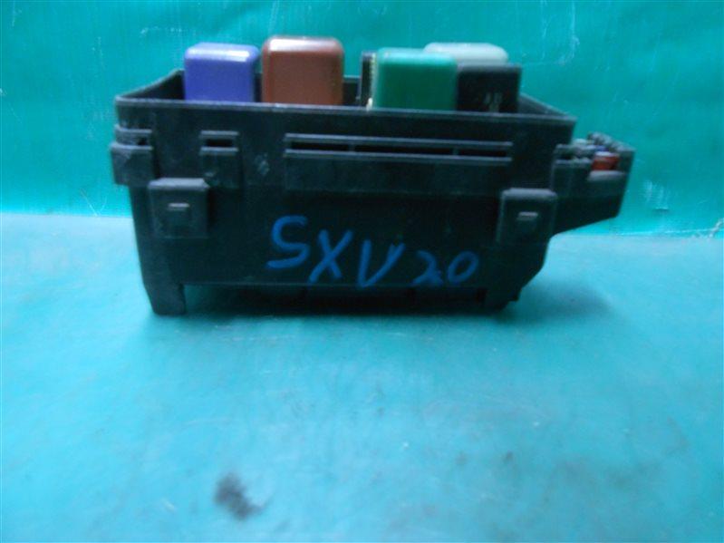Блок предохранителей Toyota Camry Gracia SXV20 5S-FE 2000