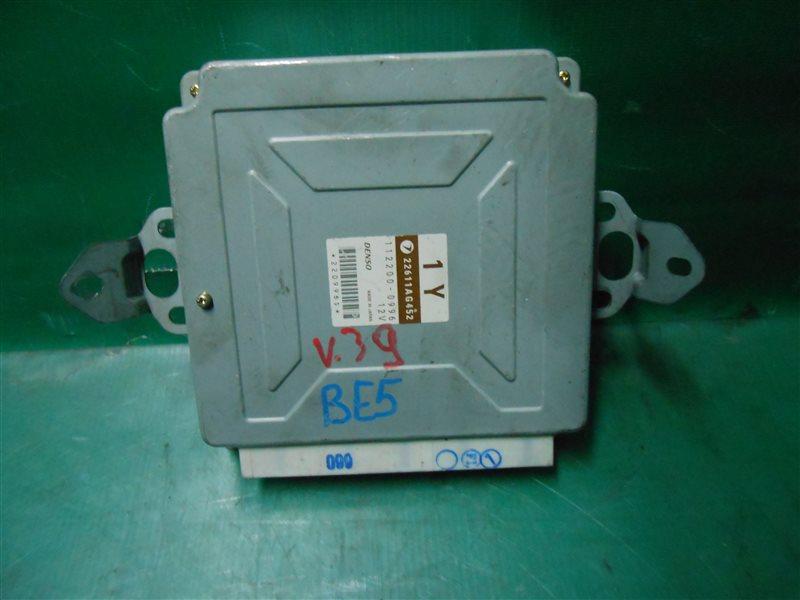 Компьютер Subaru Legasy B4 BE5 EJ206 2002