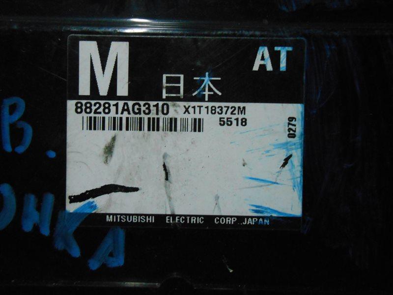 Блок управления рулевой колонкой Subaru Outback BP9 EJ253 2005
