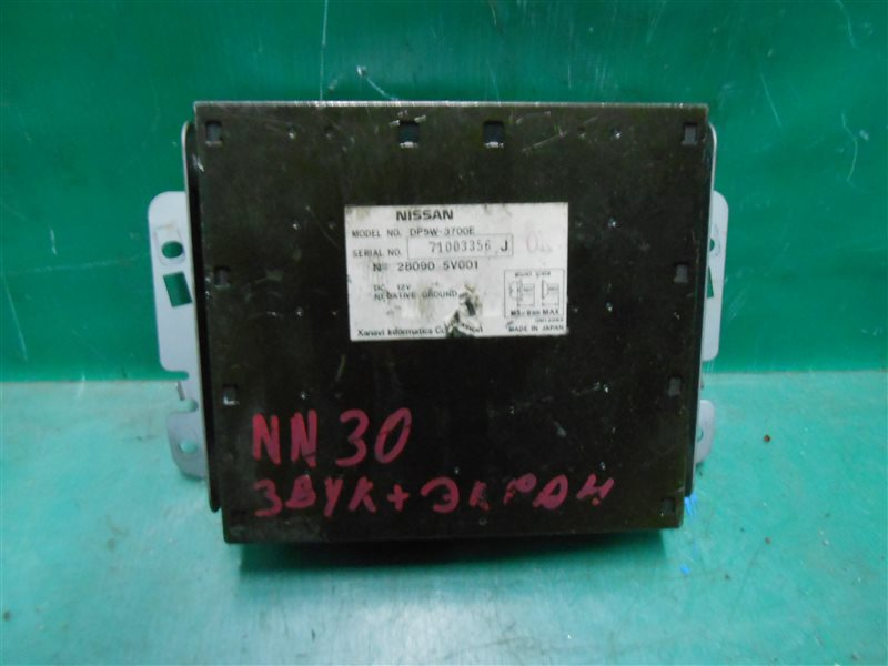 Блок управления монитором Nissan R'nessa NN30 SR20 (DETI) 1998