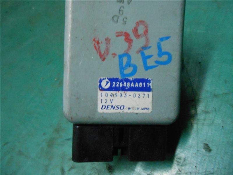 Блок управления топливным насосом Subaru Legasy B4 BE5 EJ206 2002